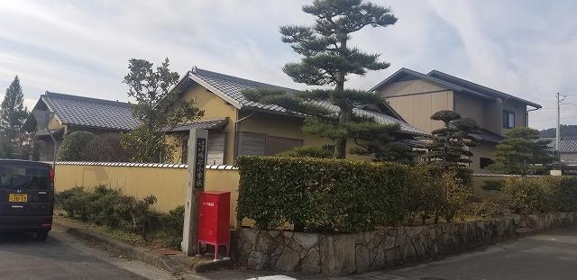 香川県和型いぶし瓦平屋住宅