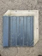 平型セメント瓦の写真