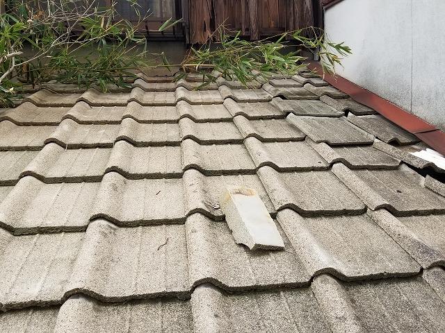 1F裏面屋根