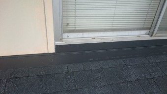1F屋根窓廻りの完工写真