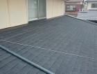 1F屋根の完工写真