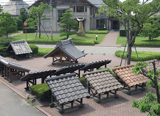 栄四郎瓦株式会社の会社外観写真