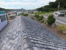 屋根の現状写真①