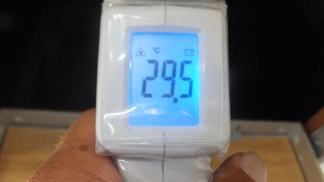 赤外線温度センサー