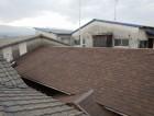 南側の屋根面の完工写真