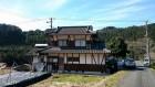 大洲市松尾の和型セメント瓦の家