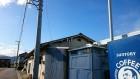 伊予郡松前町の築40年のS型スレート葺き平屋住宅西面