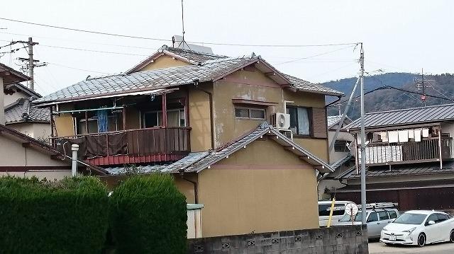 香川県高松市在来木造住宅南当面