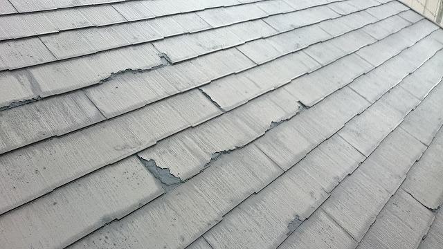 屋根面裏側