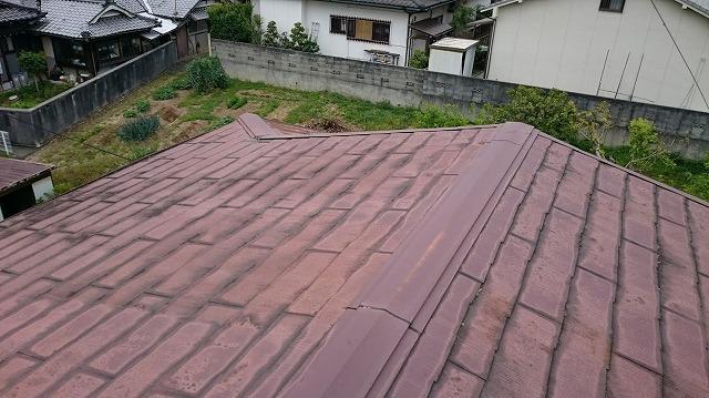 K様中古住宅2F屋根①