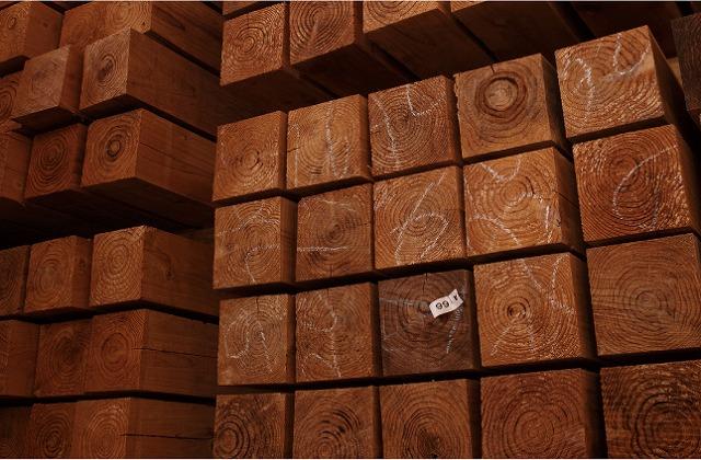 常温熟成庫に音響熟成木材を入れた写真